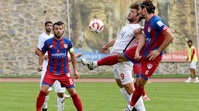 2. Lig Beyaz Grup'ta Gümüşhanespor için 6 puanlık maç...