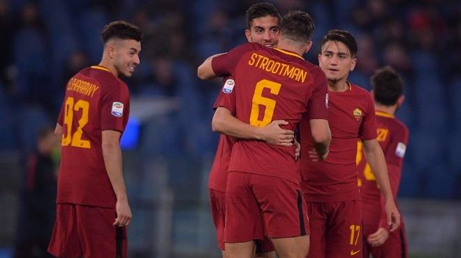 Roma sahasında SPAL'a şans tanımadı! 3-1