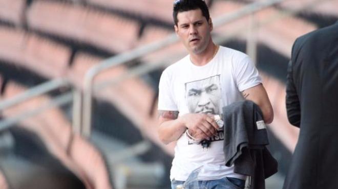 Messi'nin ağabeyi kaza geçirdi!