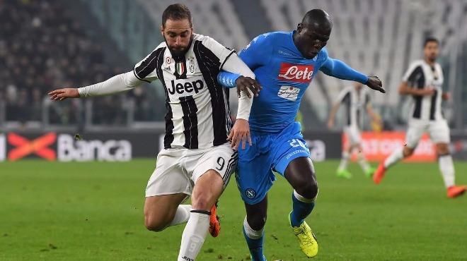 Juventus, Napoli deplasmanında altın buldu