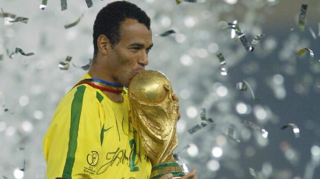 Video - Dünya Kupası tarihinde ilki gerçekleştiren futbolcu: Cafu