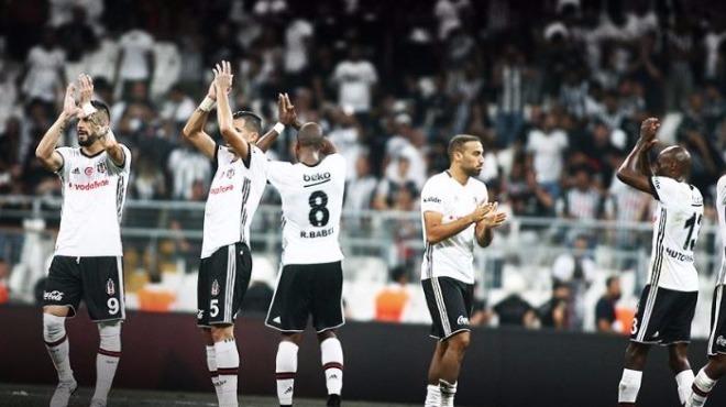 Beşiktaş derbiye hangi formayla çıkacak? Belli oldu!