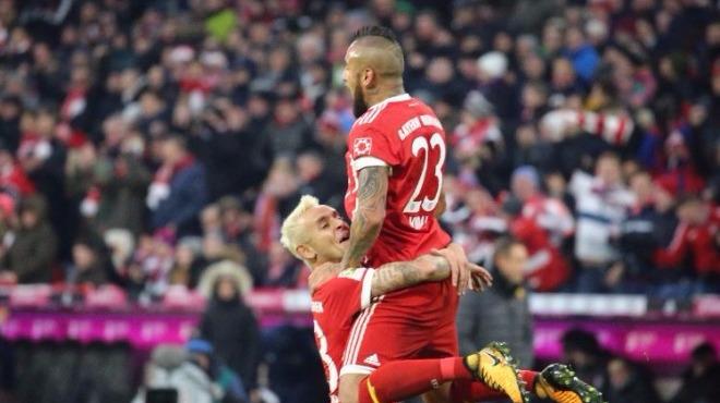 Bayern Münih evinde Hannover'e acımadı: 3-1!