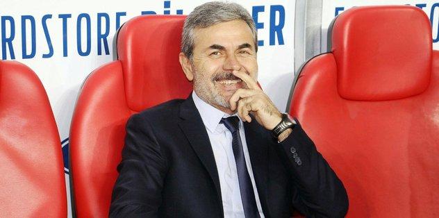 Aykut Kocaman 'Galatasaray ile aramızda suni puan farkı var' demişti... İşte tablo!..