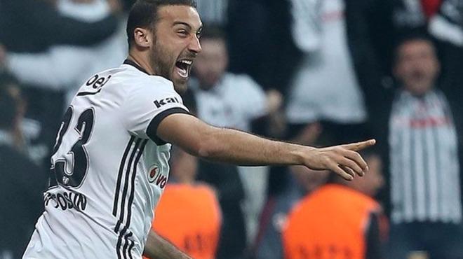Beşiktaş'ın kazandığı penaltı