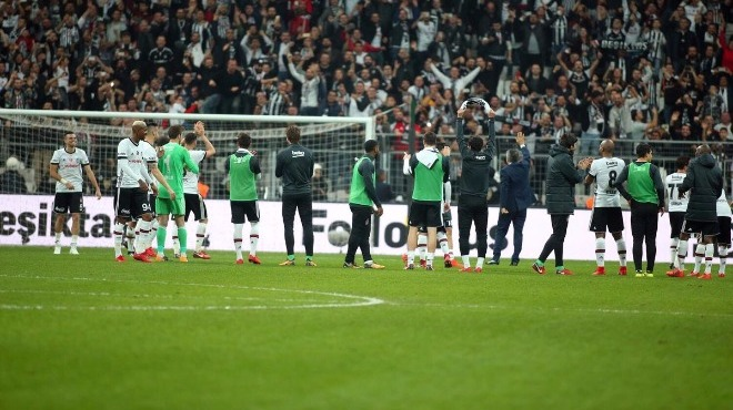 Beşiktaş'ın farklı galibiyeti Leipzig'i korkuttu!
