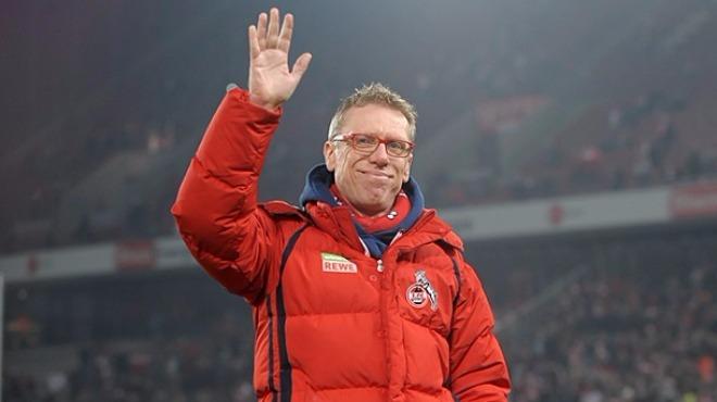 Köln, teknik direktör Stöger ile yollarını ayırdı