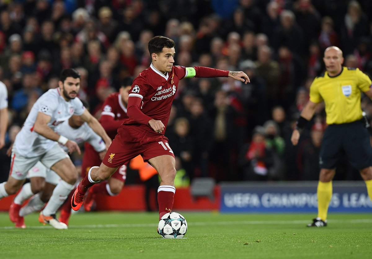 Coutinho hat-trick yaptı, Liverpool farklı kazandı!
