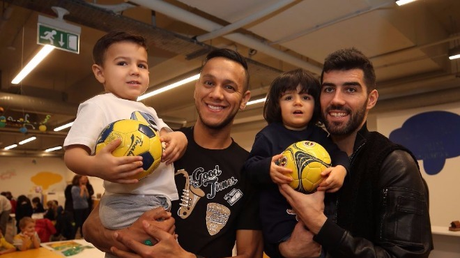 Fenerbahçe Düşyeri Çocuk Deneyim Kulübü açıldı