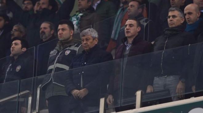Mircea Lucesu, Başakşehir - Beşiktaş maçında