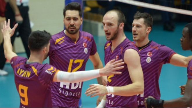 Kupadaki derbiyi Galatasaray kazandı