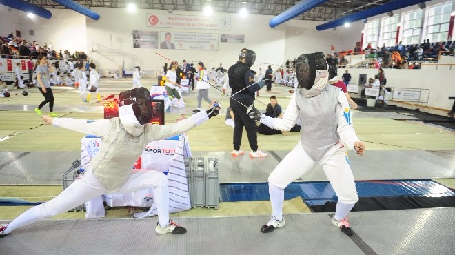 Büyükler Epe ve Kılıç Federasyon Kupası başladı