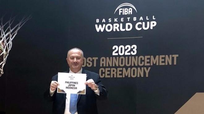 2023 FIBA Dünya Kupası'na ev sahipliği yapacak ülkeler belli oldu