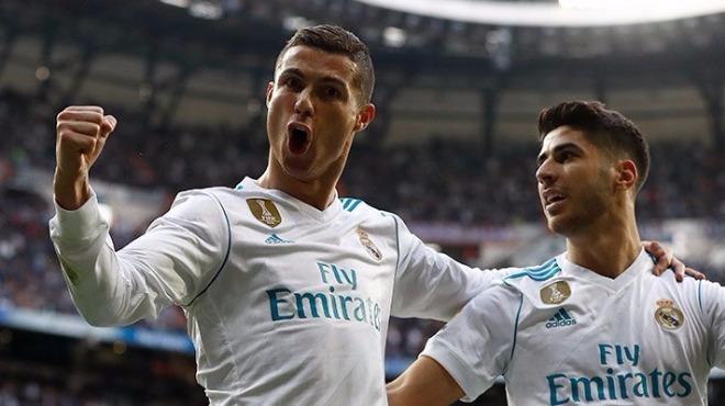 Video - Real Madrid'den Ronaldo'ya özel klip