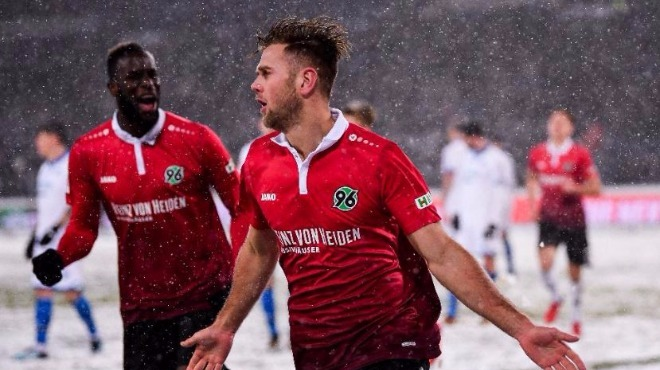 Hannover evinde Hoffenheim'ı 2-0 geçti!