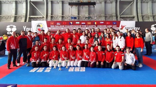Karatede hedef 2018 Gençlik Olimpiyatları