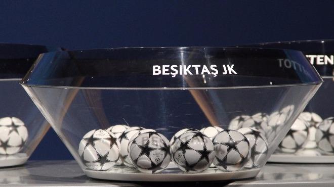 Beşiktaş'ın Bayern Münih ile eşleşmesi