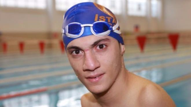 Video - Milli yüzücü Beytullah Eroğlu, başarısının sırrını anlattı