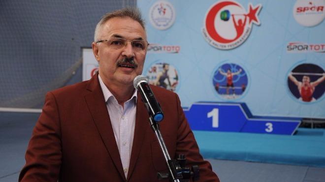 Tamer Taşpınar: Halter, Türk sporunun lokomotifi olmaya devam edecek