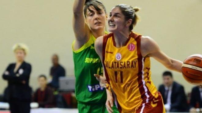 Galatasaray Sopron'a kaybetti