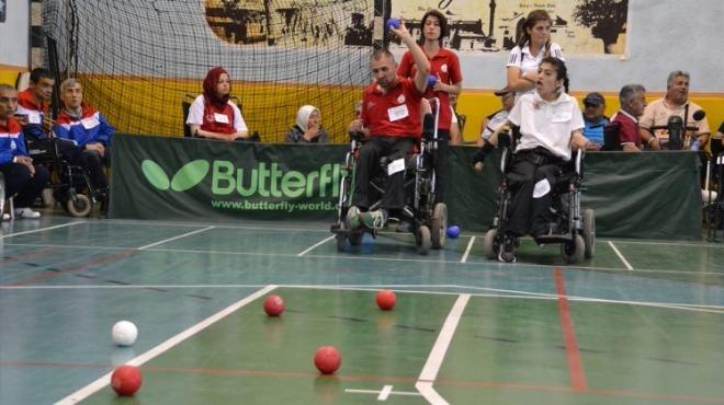 Bedensel engellilere TİKA destekli turnuva