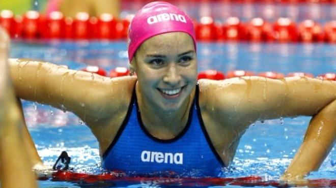 Avrupa Kısa Kulvar Yüzme Şampiyonası'nda bir Türkiye rekoru, bir altıncılık!