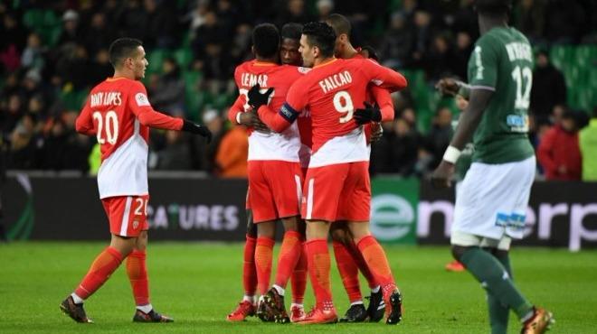 Monaco deplasmanda coştu: 4-0!