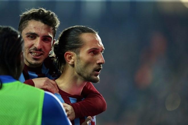 Trabzonspor'a Yusuf Yazıcı şoku!