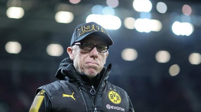 Peter Stöger: Hoffenheim maçında şansımız da yardım etti