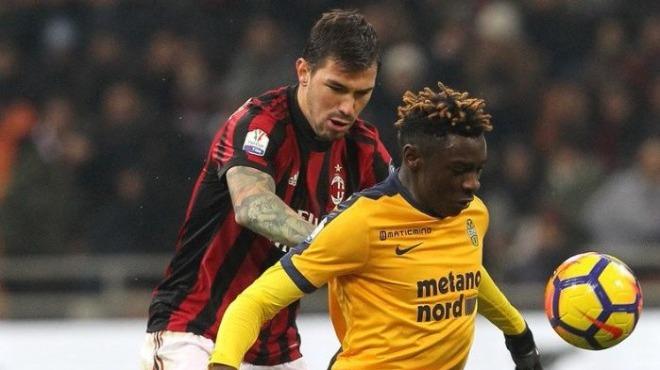 Milan deplasmanda döküldü: 3-0!