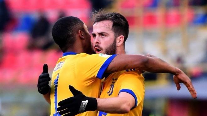 Juventus, Bologna deplasmanında güle oynaya kazandı!