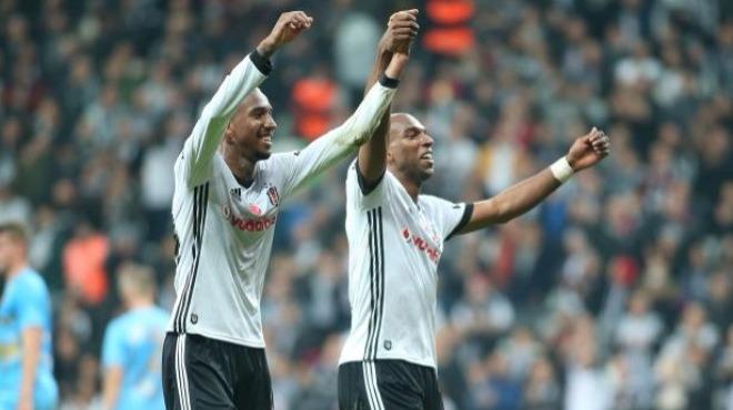Beşiktaş forması giyen Ryan Babel, Osmanlıspor maçını değerlendirdi