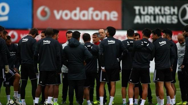 Beşiktaş'ın 10 yabancıyla oynamasına ilişkin
