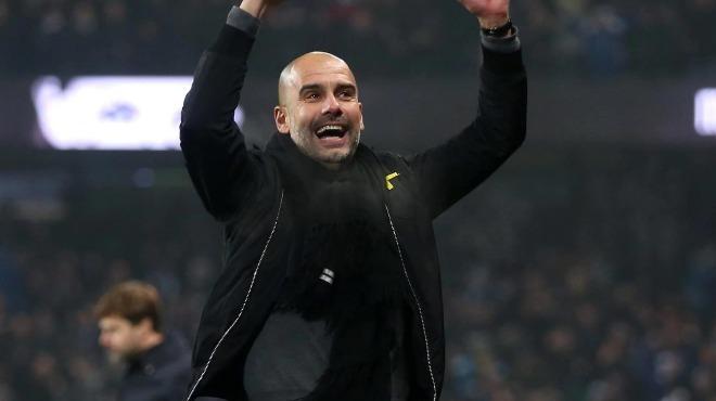 Guardiola demek şampiyonluk demek!