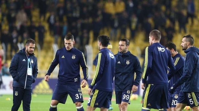 Fenerbahçe'nin Karabük maçına taraftarlar ilgi gösterdi