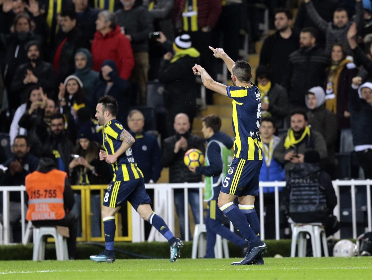 'Süper Lig'in önceki sezonları gibi bir maçtı'