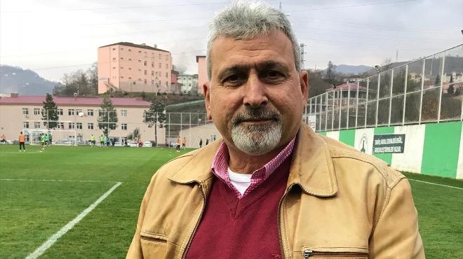 Akın Çorap Giresunspor galibiyete odaklandı: 'Her maçı kazanmamız gerekiyor'
