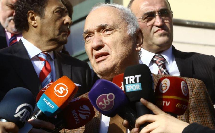 Galatasaray'daki seçim için flaş sözler: İflas kararı gibi bir şey!