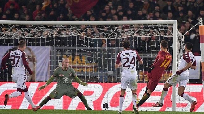 Roma, İtalya Kupası'na veda etti
