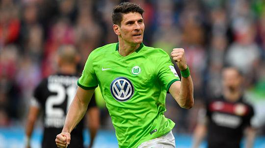 Mario Gomez bu sezon 1 gol 3 asist ile oynadı
