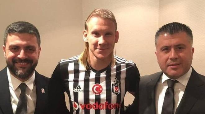 FLAŞ! Vida resmen Beşiktaş'ta!