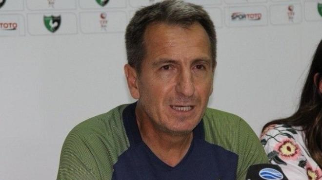 Tamer Avcı, Elazığspor yenilgisinin ardından konuştu