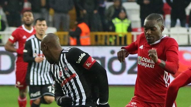 Bifouma, Beşiktaş galibiyetini değerlendirdi: 'Beşiktaş üstündü ama...'