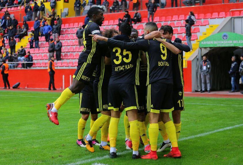 Yeni Malatyaspor, galibiyete odaklandı