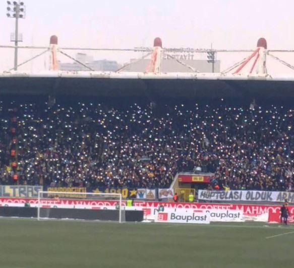 TFF 1.Lig'de 17. haftanın seyirci sayıları