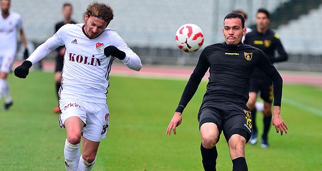 İstanbulspor - Elazığspor maçı 17. haftanın en az taraftar gelen mücadelesi oldu