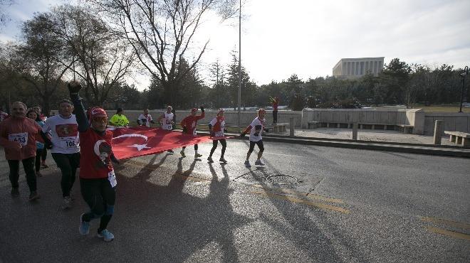 82. Büyük Atatürk Koşusu