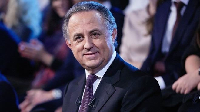 Mutko, Rusya 2018 Organizasyon Komitesi'nden ayrıldı