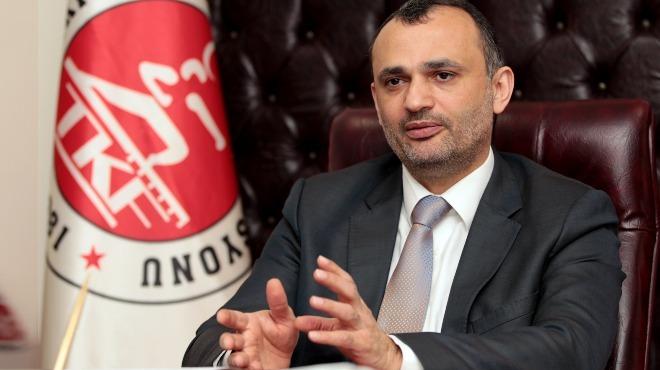 Karate Federasyonu Başkanı Esat Delihasan: Buradaki amacımız...