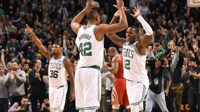 Nefes kesen maçta gülen Boston Celtics oldu!